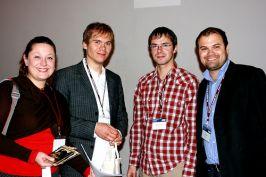 Estonian delegates