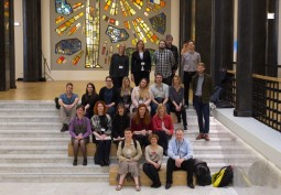 Workshop participants and lecturers