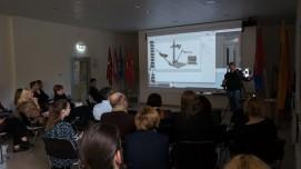 Workshop day in Vilnius